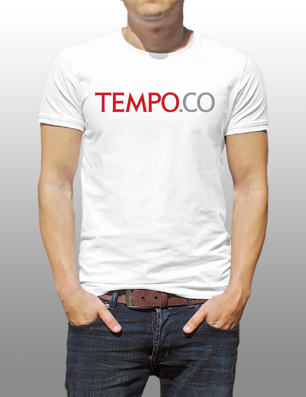 T Shirt TEMPOCO - Official Merchandise TEMPO