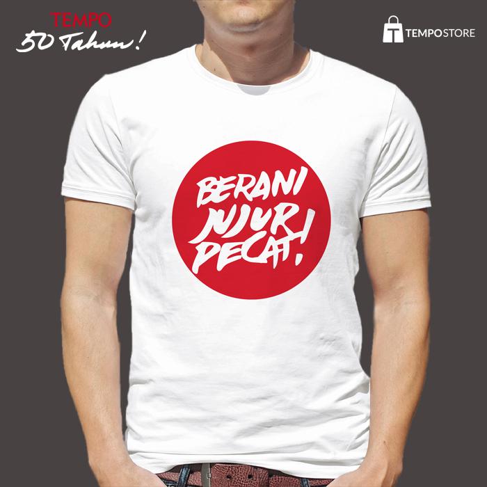 T-shirt Berani Jujur Pecat (XXL)