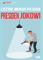 Listrik Murah Pilihan Presiden Jokowi